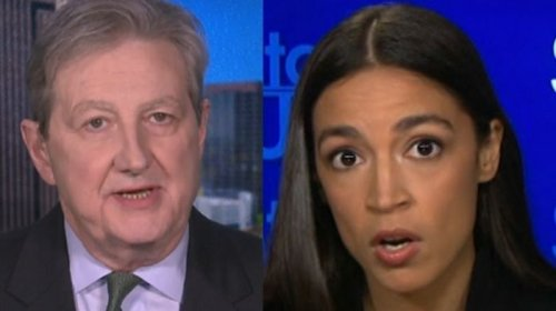 AOC Gets Slammed By GOP Sen. Kennedy For Claiming Chauvin Verdict 'Isn't Justice' – 'Wokeristas Have Contempt For America'