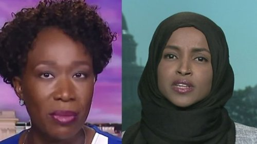 Ilhan Omar Claims She Has 'Emotional Exhaustion' From Speaking To People Claiming America Isn't Racist