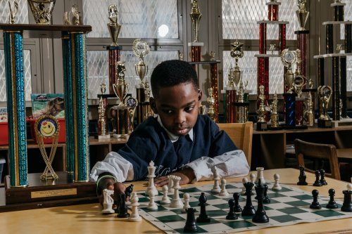 His Family Fled Islamist Terrorism in Nigeria–Now, This Formerly Homeless 10 Year Old Is A Chess Master
