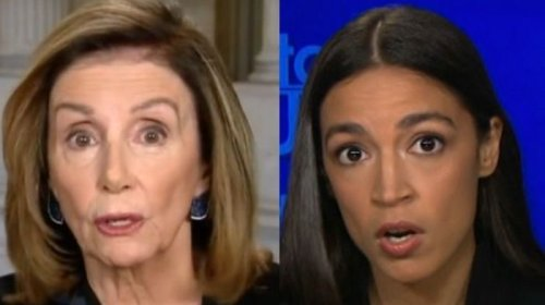Pelosi Torches The Squad – Brutally Mocks AOC In New Biography