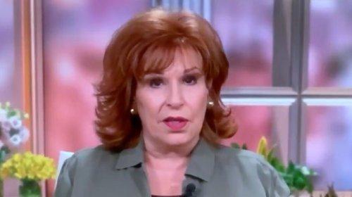 Joy Behar Says Cops Should 'Shoot The Gun In The Air' As She Responds To Columbus Shooting