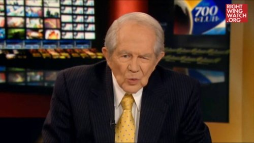Pat Robertson Says 'We Don't Have The Finest In The Police Department' In Response To Minneapolis Cop Shooting