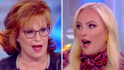 Meghan McCain And Joy Behar Go At It Over Jim Jordan's Fight With Fauci