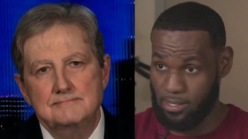 LeBron James Gets Torched By GOP Sen. Kennedy – 'He Can Go From Zero To Screw Everyone Real Fast'