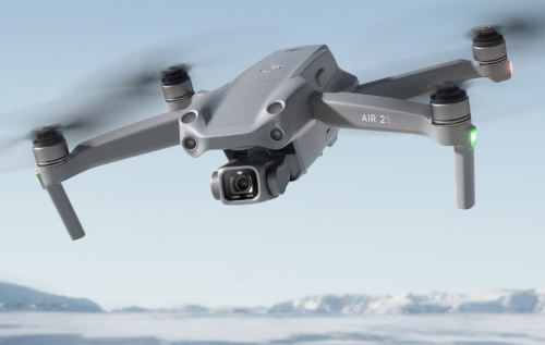 The New DJI Air 2S Offers an All-in-One Solution for Drone Photography