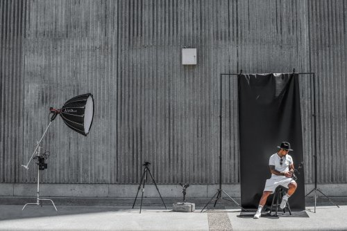 How To Take Portraits With A Black Background: A Photographer's Guide