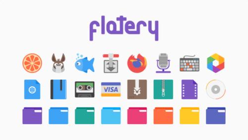 ¿Cómo instalar el tema de iconos Flatery en tu distribución Gnu Linux?   LiGNUx.com