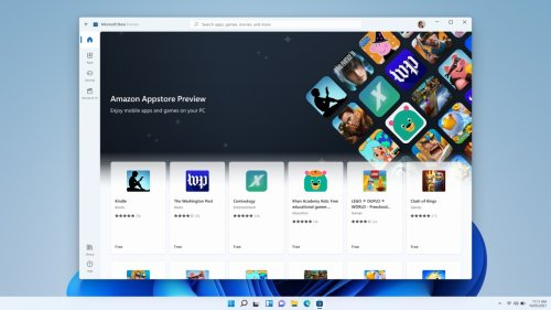 How Android apps work on Windows 11 PCs - Liliputing