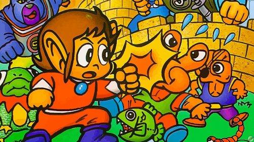 Top 20 Best Sega Master System Games (10-1) - Link Cable Gaming