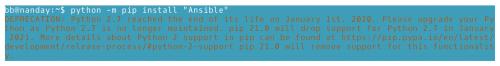 Command Line – pip3 » Linux Magazine