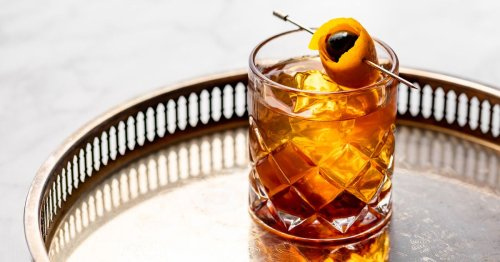 The Only Thing Better Than an Old Fashioned? A Brown Butter Old Fashioned.
