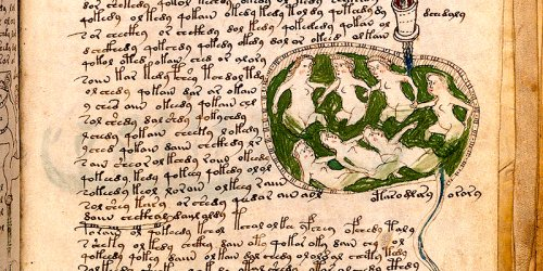 On The Voynich Manuscript, the Most Indecipherable Coded Text Ever Discovered