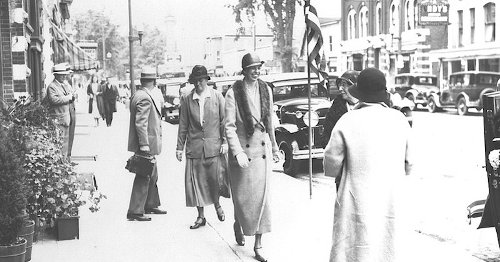 A Radical Education: How Greenwich Village Transformed Eleanor Roosevelt
