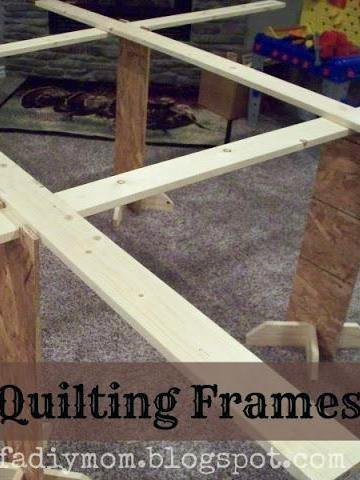 8 DIY Quilting Frame Plans For Pros And Beginners