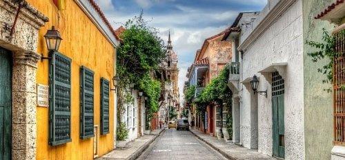 Visit  Colombia: Medellin, Bogota, Cartagena & Cali cover image