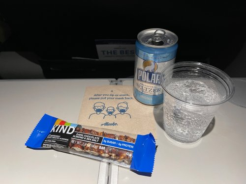 Alaska Airlines Woos Me With Chocolate