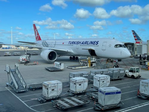 Review: Turkish Airlines A350 Business Class