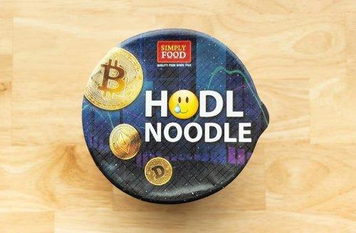Empresa lança 'miojo' para traders de Bitcoin e Dogecoin