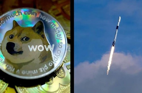 SpaceX de Elon Musk aceita pagamento em Dogecoin e vai enviar satélite 'DOGE-1' à Lua