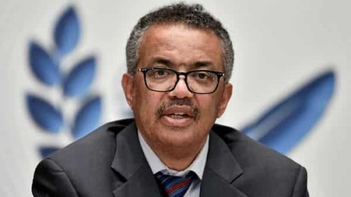 WHO chief Tedros Adhanom Ghebreyesus slams 'vaccine diplomacy' in Covid fight
