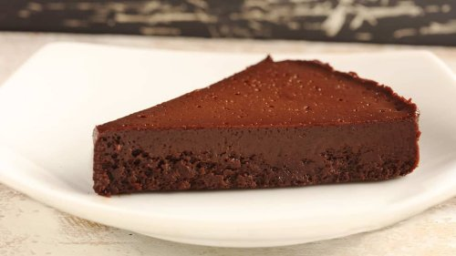 A 5-ingredient recipe for gluten-free brownies