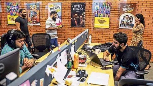 Startup craze goes to small-town India