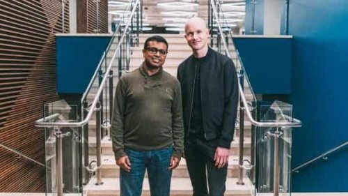 This IIT graduate is worth ₹5,000 crore, just 15 months after joining Coinbase