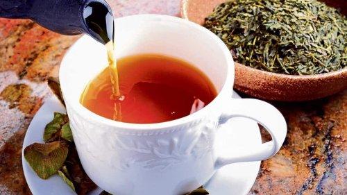 The art of naming teas