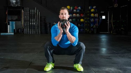Why you need to train with a kettlebell