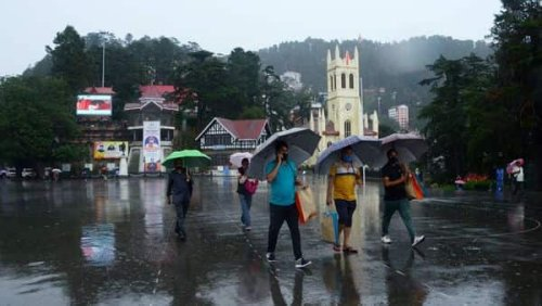 IMD predicts heavy rainfall in five states from 26 July. Full details here