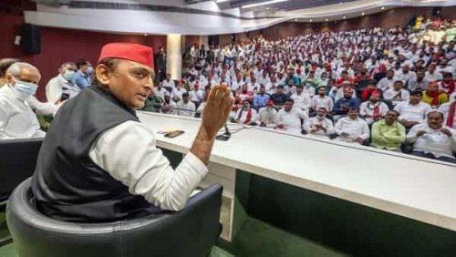 UP polls 2022: Akhilesh Yadav welcomes all small parties to Samajwadi Party