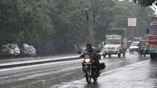 IMD predicts heavy rainfall in these states for next 5 days. Full forecasts