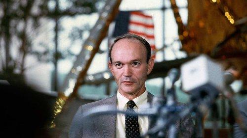 Michael Collins, forgotten astronaut of Apollo 11, dies at 90