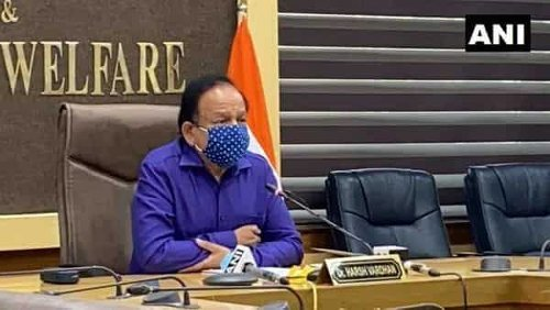 Some state governments are spreading panic among people : Harsh Vardhan