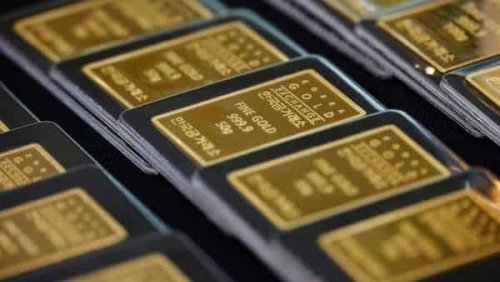 How are different forms of gold taxed