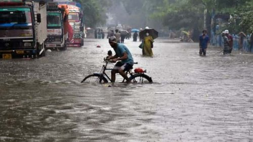 Heavy rain alert for many states till 9th Aug. IMD issues fresh weather updates