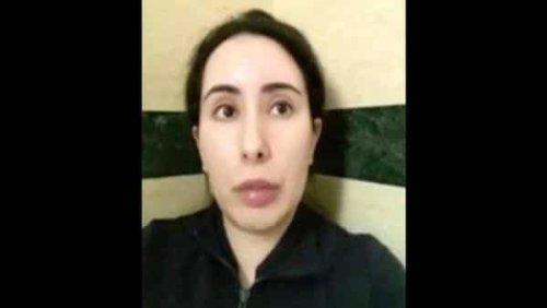 Photo shows Dubai princess, focus of UN concern, in Spain