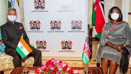 India and Kenya discuss possibility of JVs in pharma manufacturing
