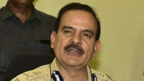 Param Bir Singh, six other police officers booked for alleged extortion
