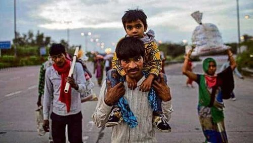 Covid-19 pandemic relapse spells trouble for the middle class in India