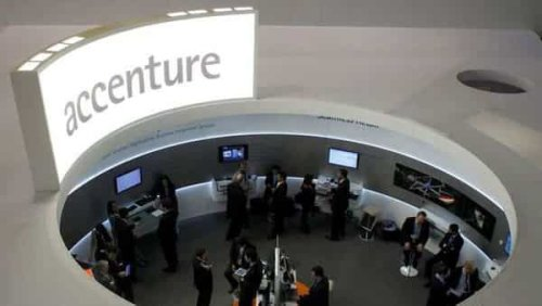 Accenture beats estimates in Q3 as pandemic boosts demand for cloud, consulting