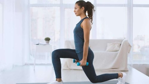 Four great strength and mobility workouts