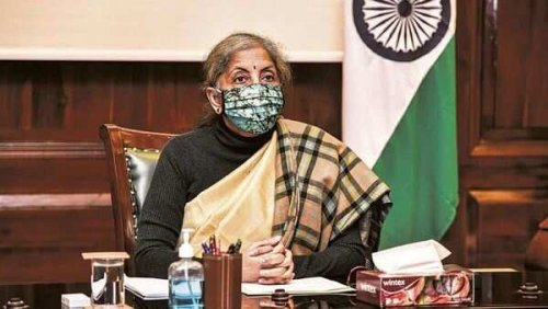 Industries in West Bengal require 'oxygen', global approach: FM Sitharaman