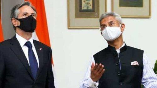 US-India ties key to anchor Indo-Pacific region: Blinken