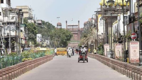 Delhi: No motor vehicle allowed in Chandni Chowk from 9 am to 9 pm daily