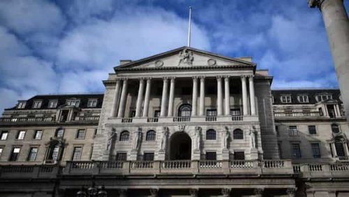 Bank of England insists inflation surge is temporary as policy kept in place
