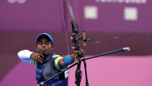 Maybe we take Olympics too seriously, forget to enjoy our skill, says Atanu Das