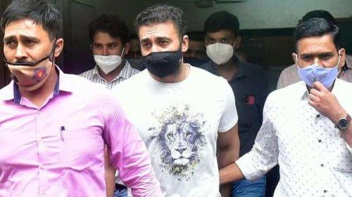 Mumbai police find hidden cupboard in Raj Kundra's Andheri office
