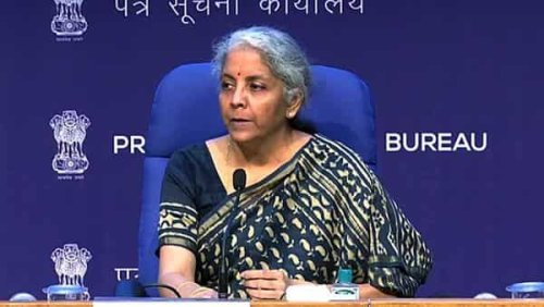 Income tax website: FM Sitharaman has a suggestion for Infosys
