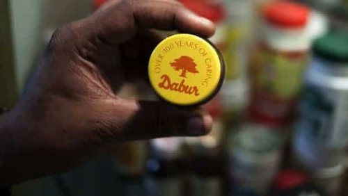 Dabur India hits ₹1 trillion in market cap